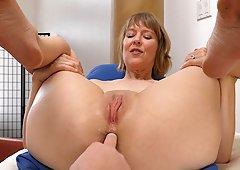fingering asshole porn