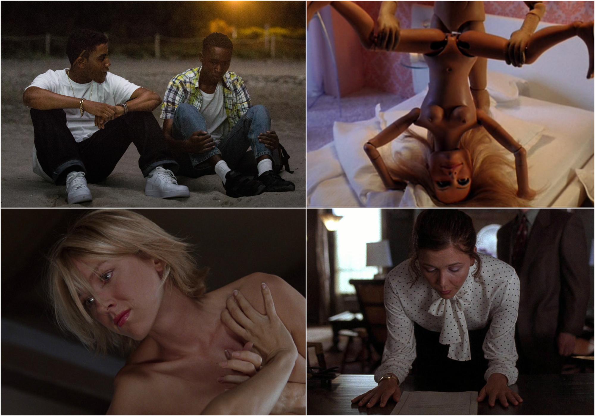 hottest scene rank sex