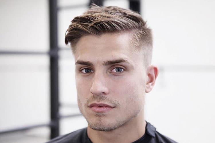 men sexy haircuts short