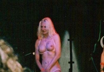 bikini contest nudity