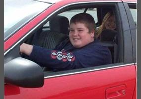 the teen age raising driver