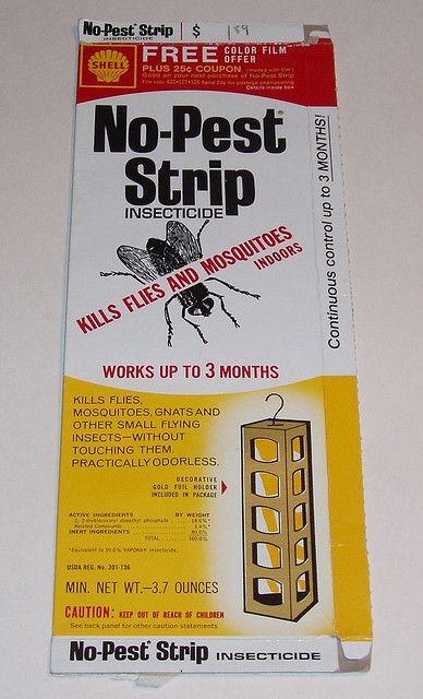 no pest shell strip