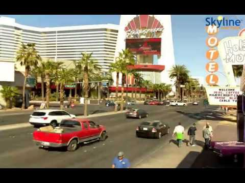 camera vegas de las live strip