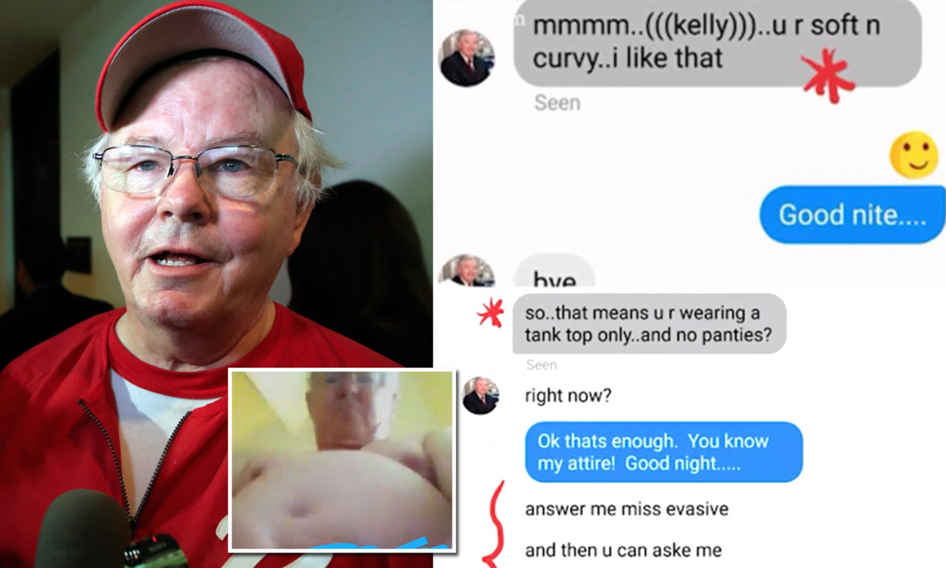 joe barton sex photo