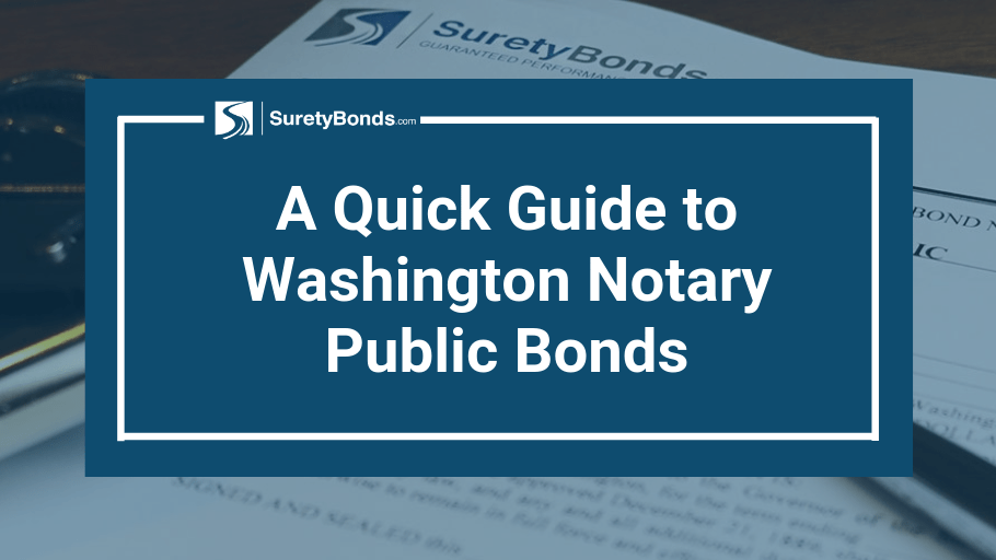 is bond notary what public a