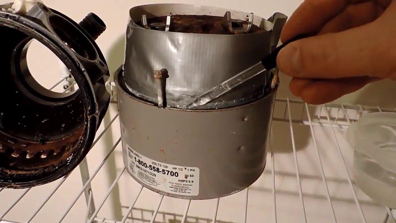 disposal bottom leak garbage