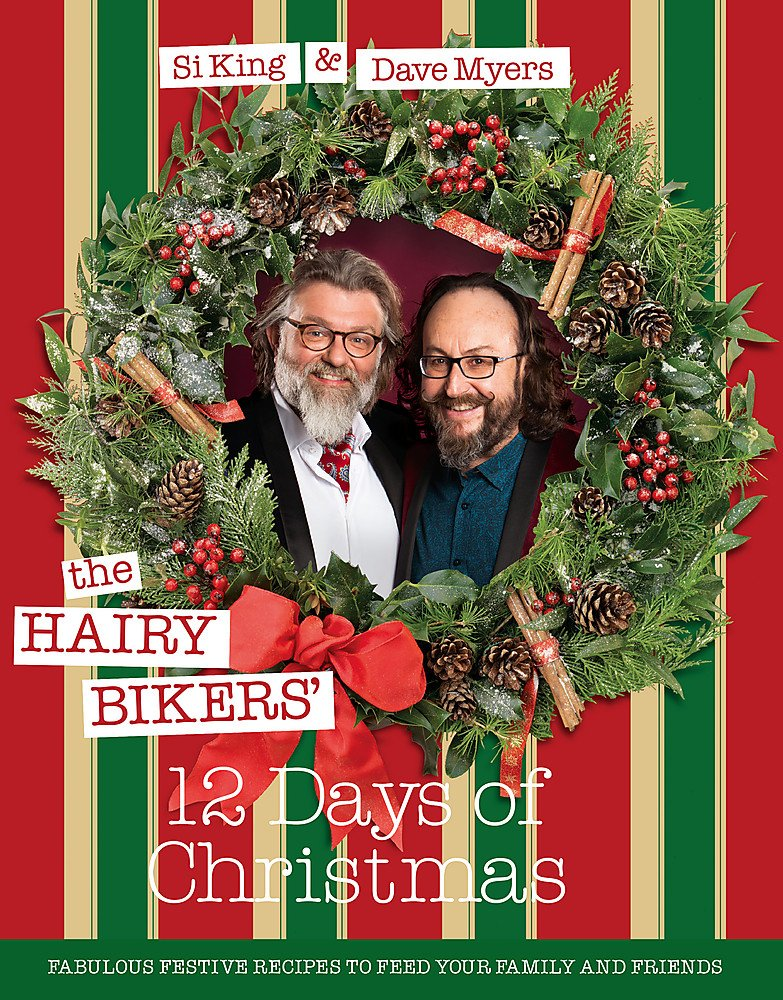 good biker christmas food hairy