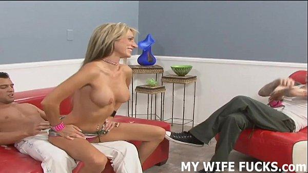 watch wife cum my