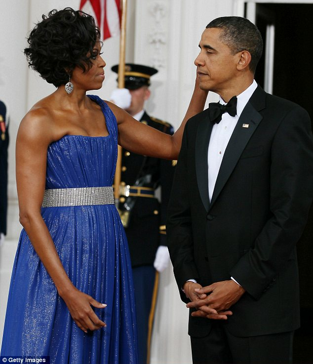 obama pics nude michelle