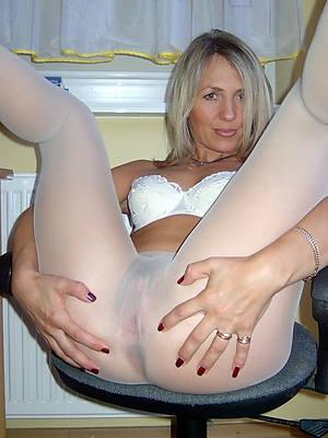 in nylon women porn