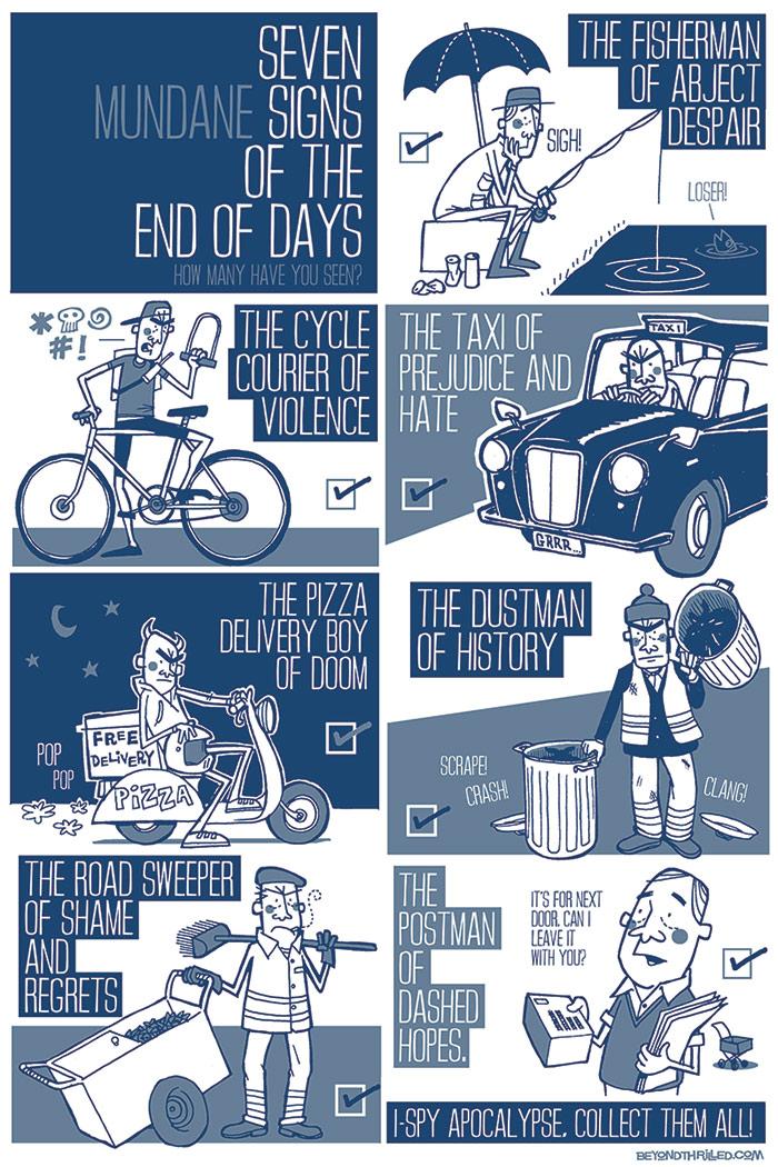 strip illustrator comic