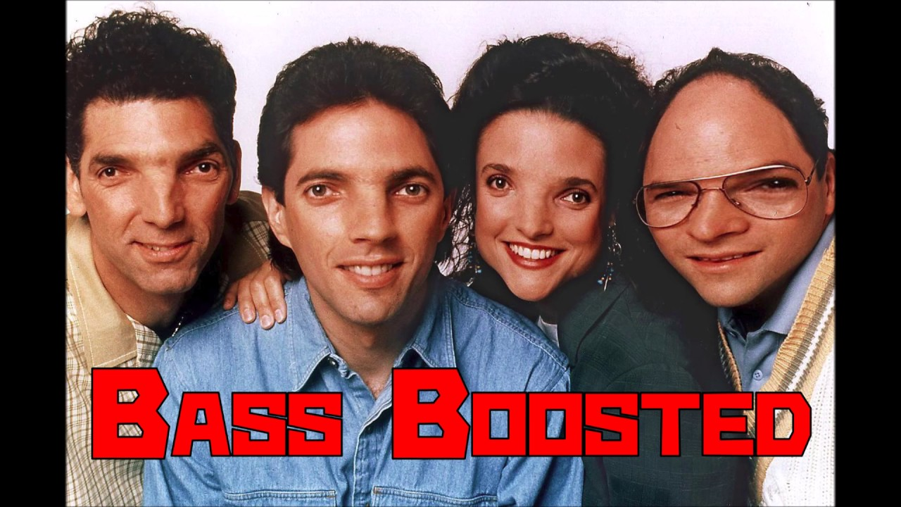 theme seinfeld boosted bass
