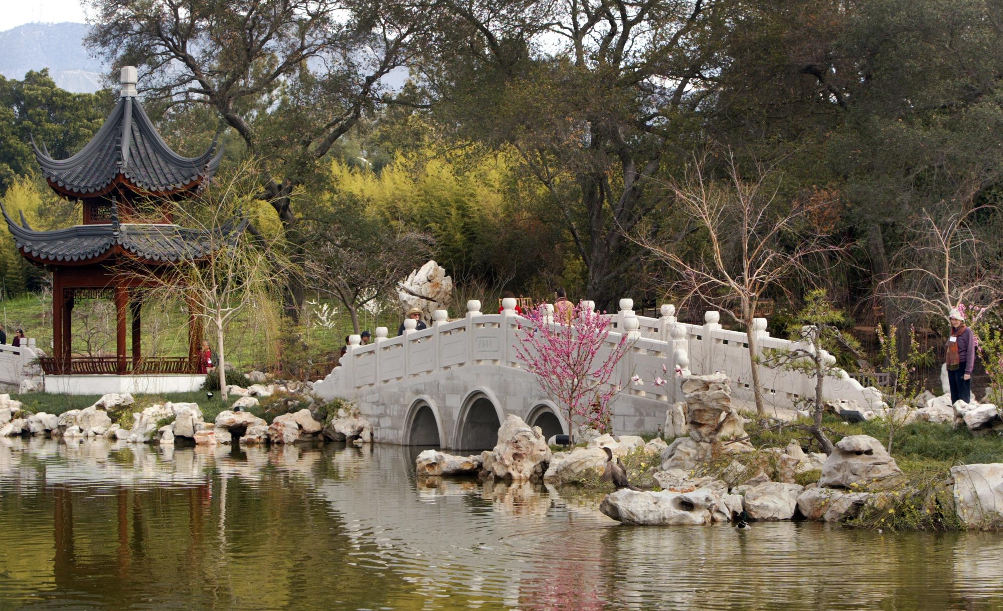 monrovia garden ca asian