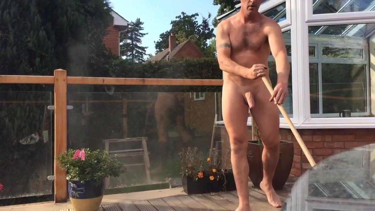 hunks naked workmen