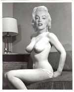monroe pussy naked marilyn
