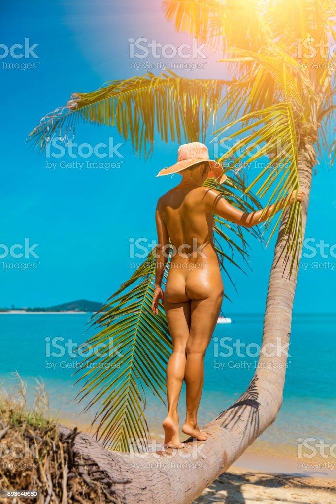 nudist stock photos