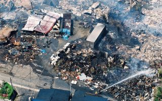 japan earthquakes in