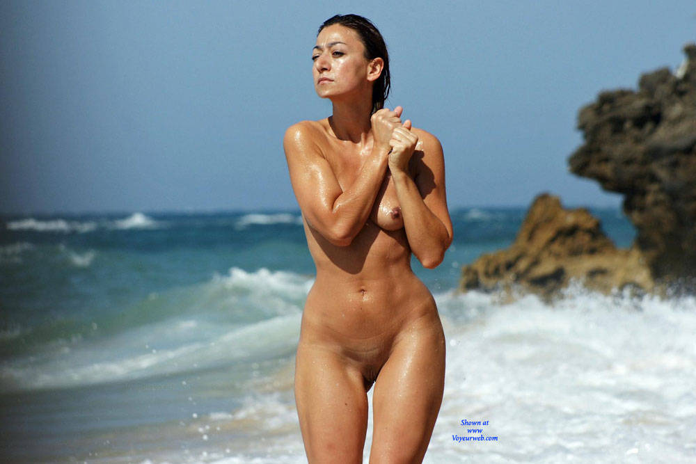 the brazilins chicks on beach naked