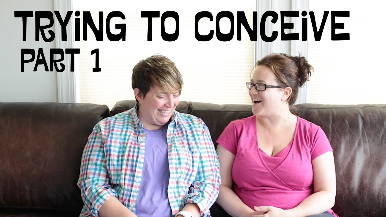 conceive lesbian trying couples