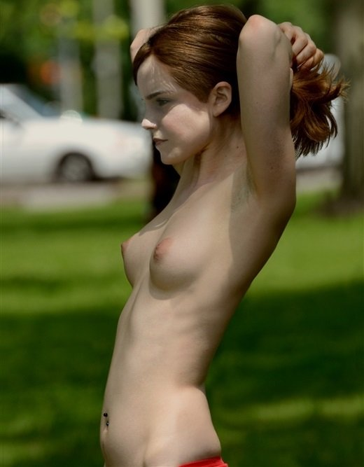 naked pool the watson emma by