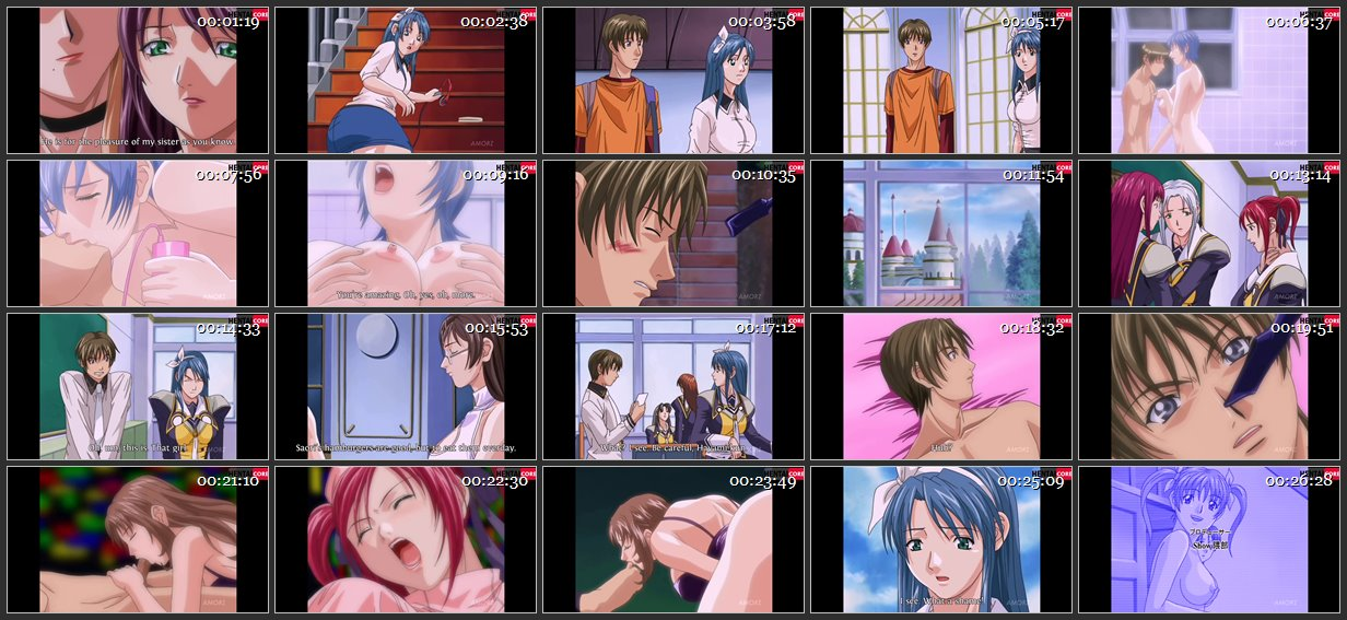 episodes discipline hentai academy the
