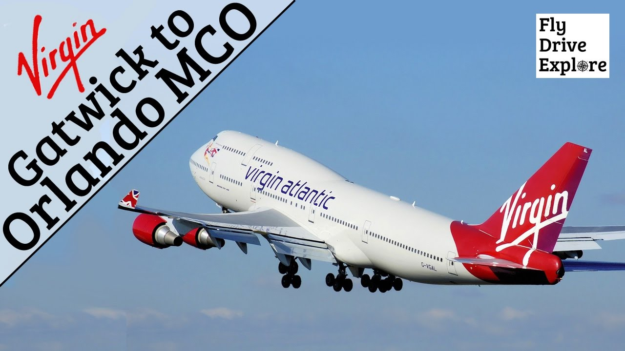orlando atlantic virgin airlines