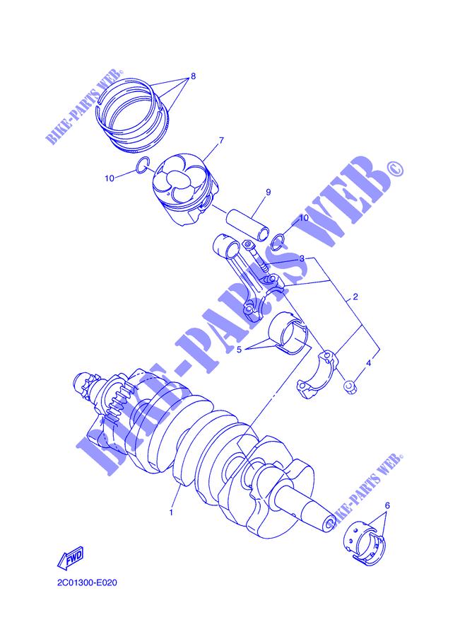 crank shaft milf