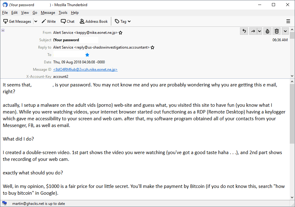 account adult email