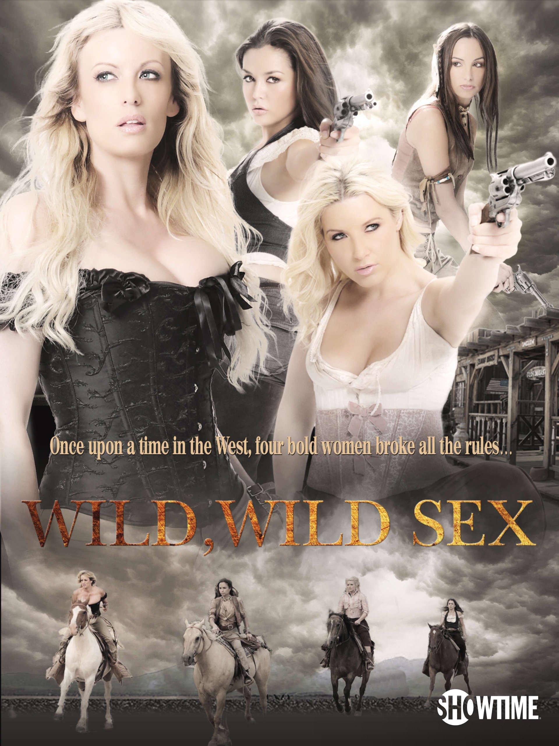 wild cast sex wild