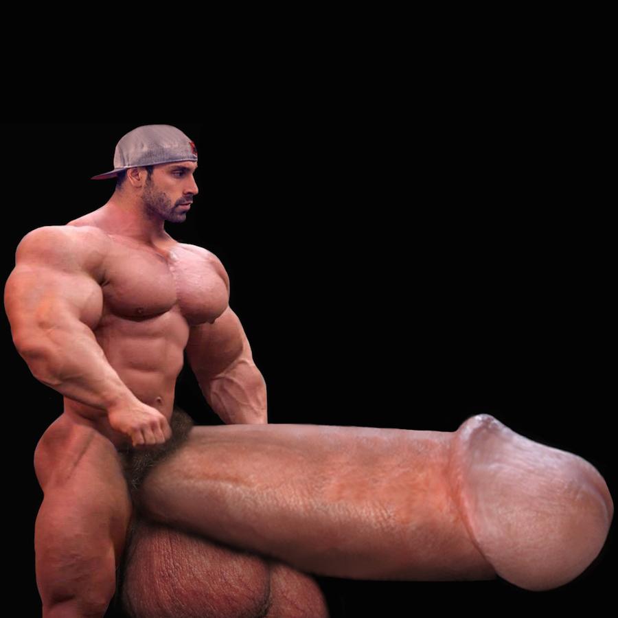cock giant italian