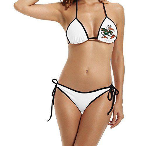 miami hurricanes bikini underwear