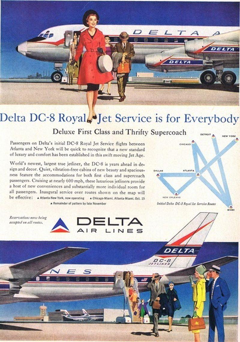 vintage jet air lines