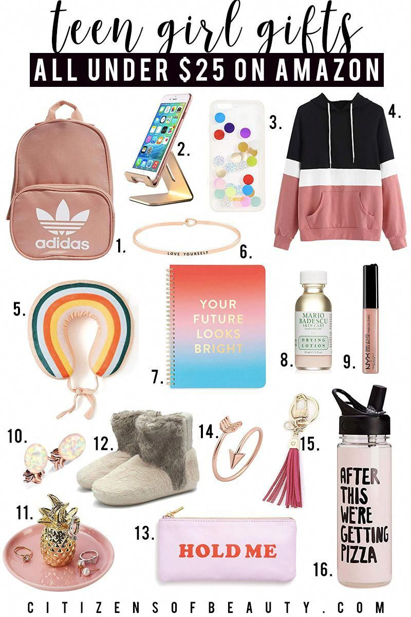 teen for ideas gift top