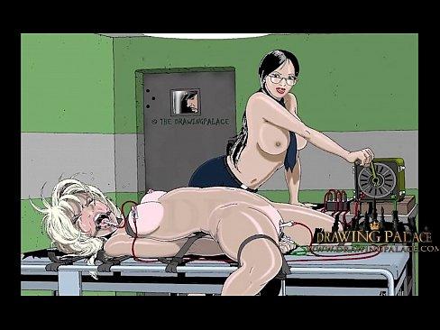 bondage cartoon porn