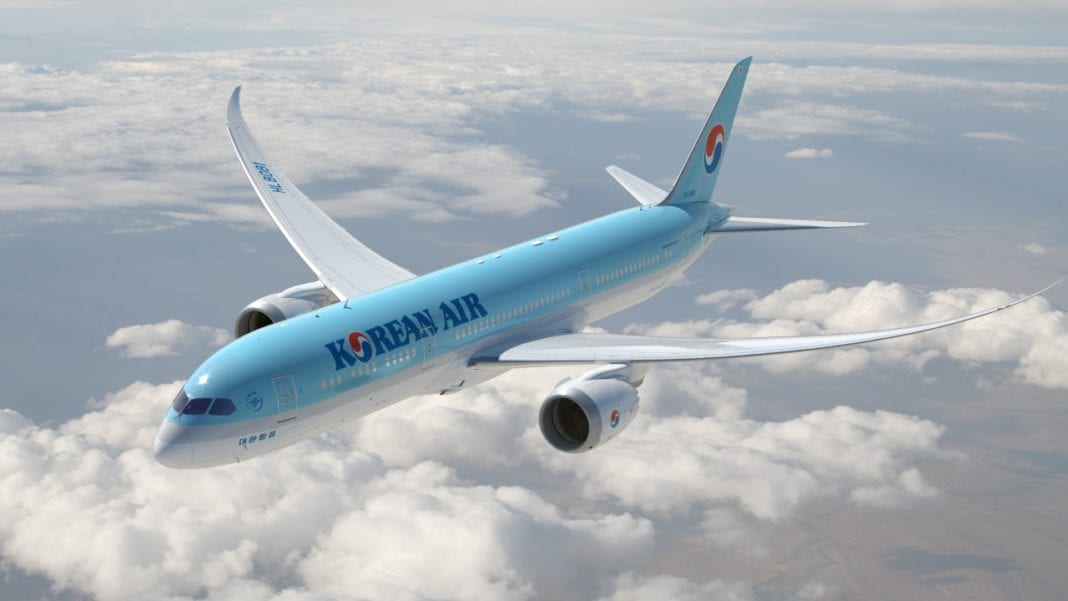 airlines by korean