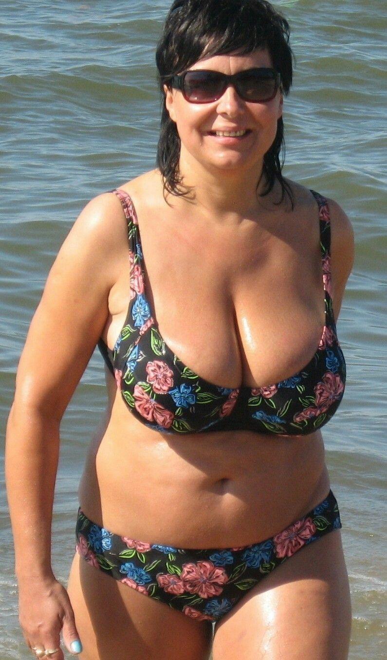 curvy mature amateur
