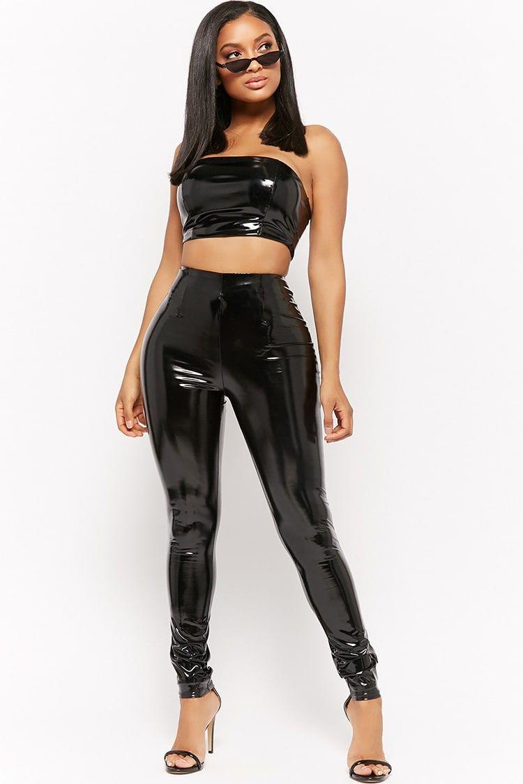 pants tube latex
