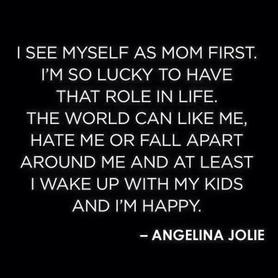 life as my mom