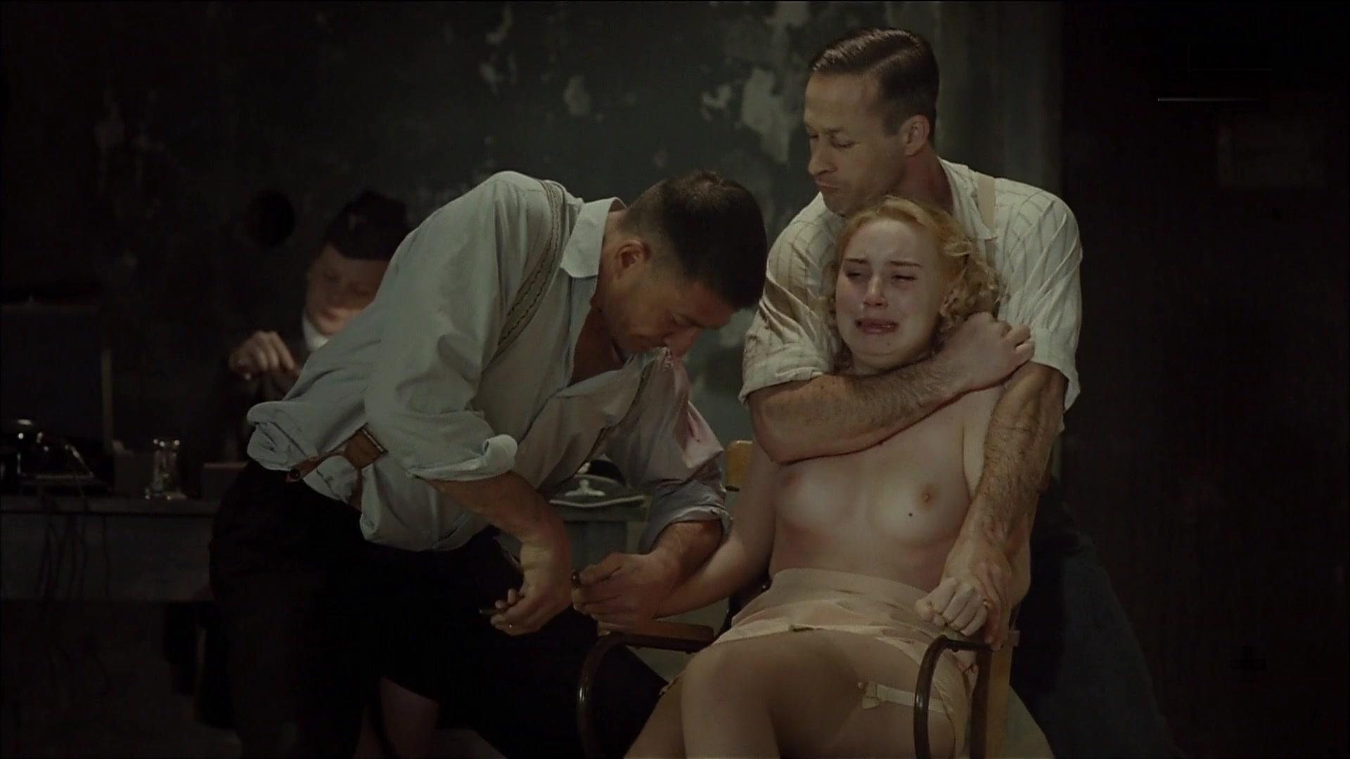 deborah francois nude