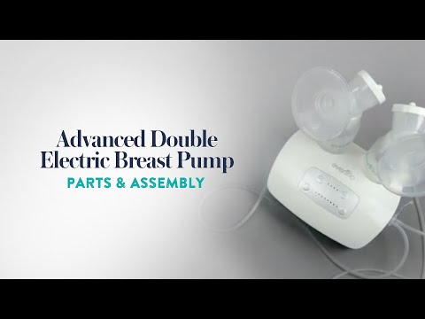 manual first electric years breast instruction pump