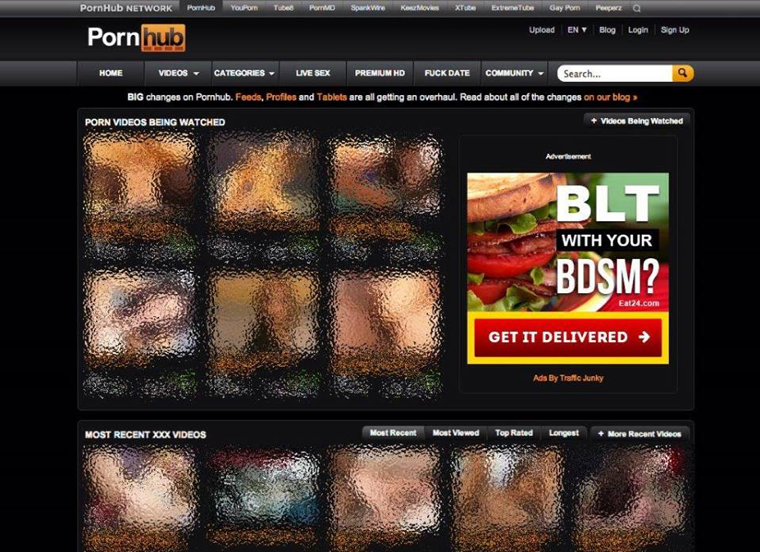 buying a porn site