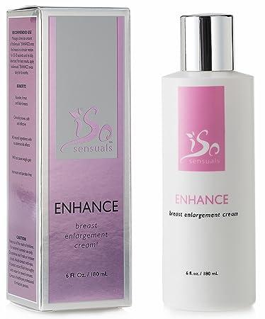 breast enhancement information cream product