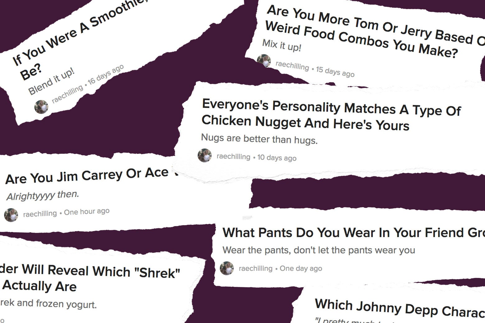 quiz site teen