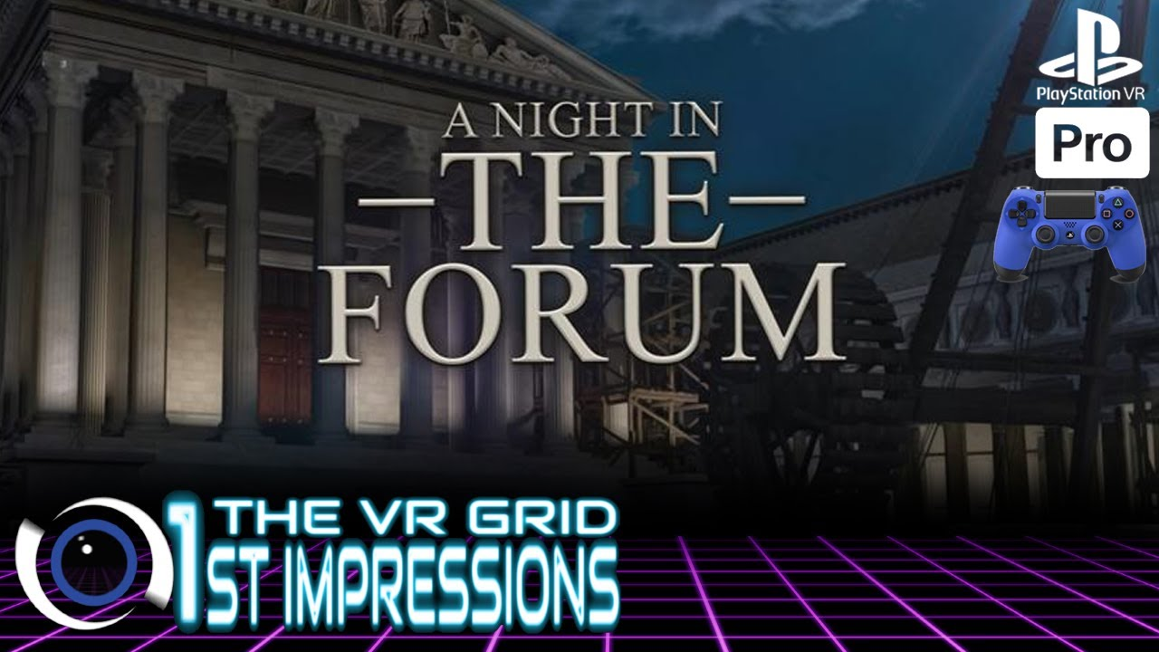 game vr forum
