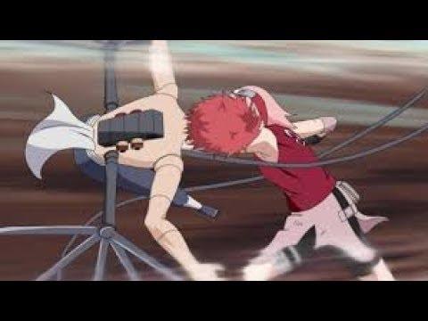 vs full chiyo fight granny sasori