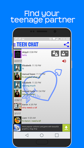 chat single teen