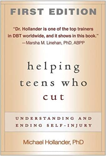 dealing with teens who cut