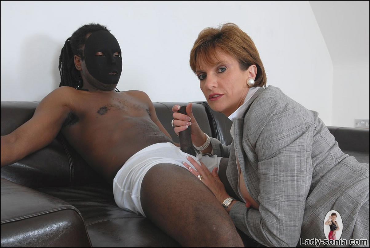 classy lady interracial
