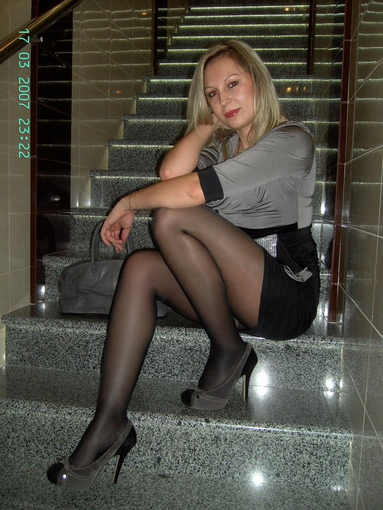 skirts stockings sexy mature women