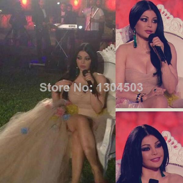 nude haifa wehbi